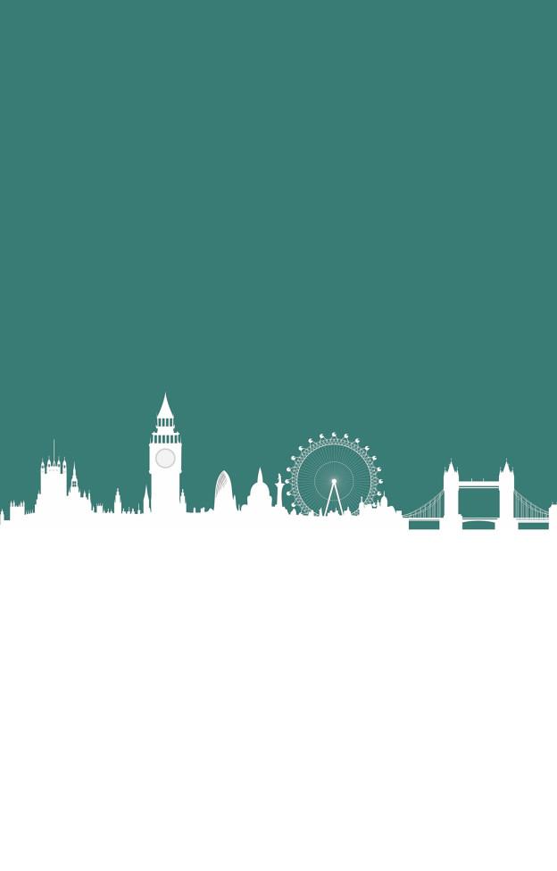 footer_london_vector